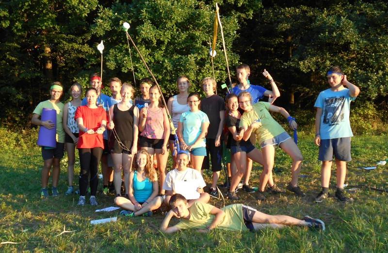 ÚLeT- (Úžasný letní tábor)