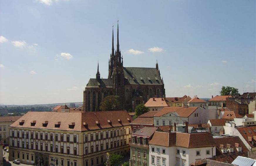Moravské Hvozdy XXXV S – Bitva o Brno